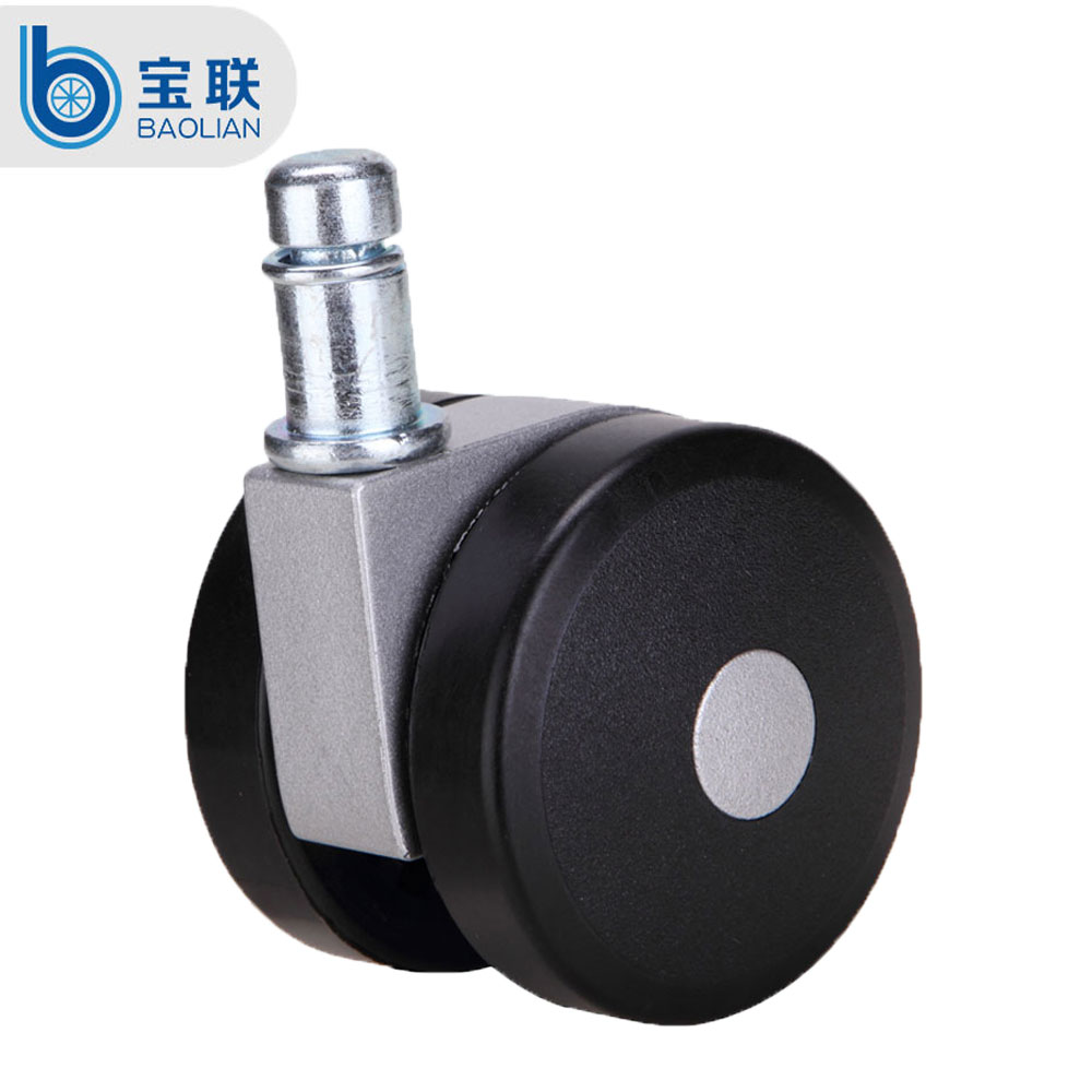 guangdong distrubured swivel 50mm furniture caster wheels for air