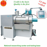 China made sand ball bead grinding machine grinder bead mill for paint and inkjet