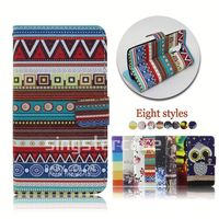 wallet leather flip case cover for lg optimus 4x hd p880