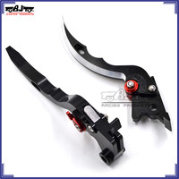 BJ-LS-015 Racing bike 3D Brake Clutch CNC Lever for Kawasaki Ninja 300R 2013-2015