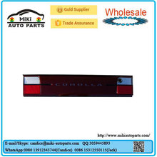 License Pannel For Corolla AE100 AE101