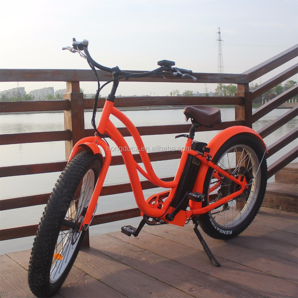 2017 new safe design 26 inch 48v adult 2 <strong>wheeled</strong> elec bike,bench electric bike from china