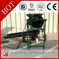 HSM Best Price Lifetime Warranty china supplier portable mini gold trommel machinery