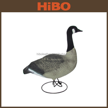 Decorative Duck Decoys for Sale/ Wild Goose Decoys With Iron Hoop Pedestal For Hunting Decoys