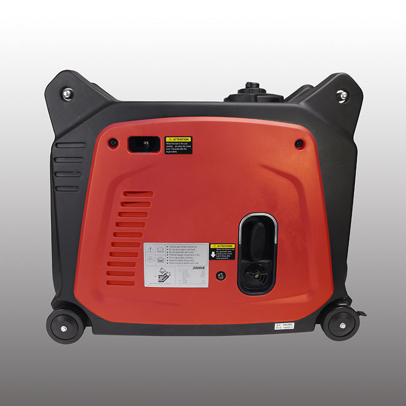 New 3.5kw EPA approval Electric and remote start Gasoline kipor generator