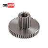 Factory professional Custom steel dual gear for meat grinder