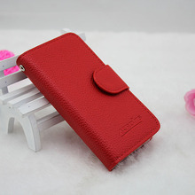 high quality flip leather phone case for nokia asha 210