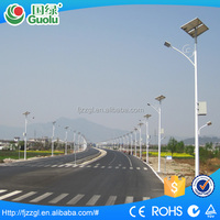 Round Solar Panel garden light 12v solar 20w led street light No.1 Alibaba Ranking Factory