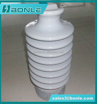 ANSI57-1/2/3/4 Porcelain 33KV Line Post Insulator