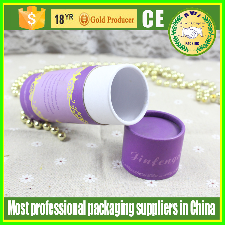 high quality biodegradable boy tube paper tube