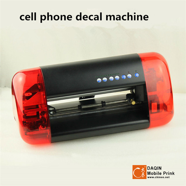 cell phone decal machine for christmas mobile phone stickers