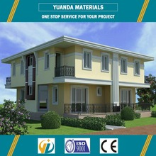 Steel Frame Prefab House and Prefabricated Dormitory