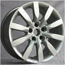Special offer for the High quality replica wheels in stock(ZW-S670)
