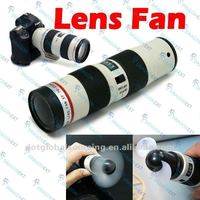 For Canon EF 70-200mm Lens Mini Electrical Cool Portable Camera Cooler Fan