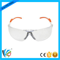 Industrial Anti Scratch Eye Protectiion Goggles Sports Safety Glasses