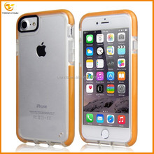 new product simple clear cover for iphone 7 case tpu pc