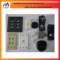 mass production plastic abs injection molding