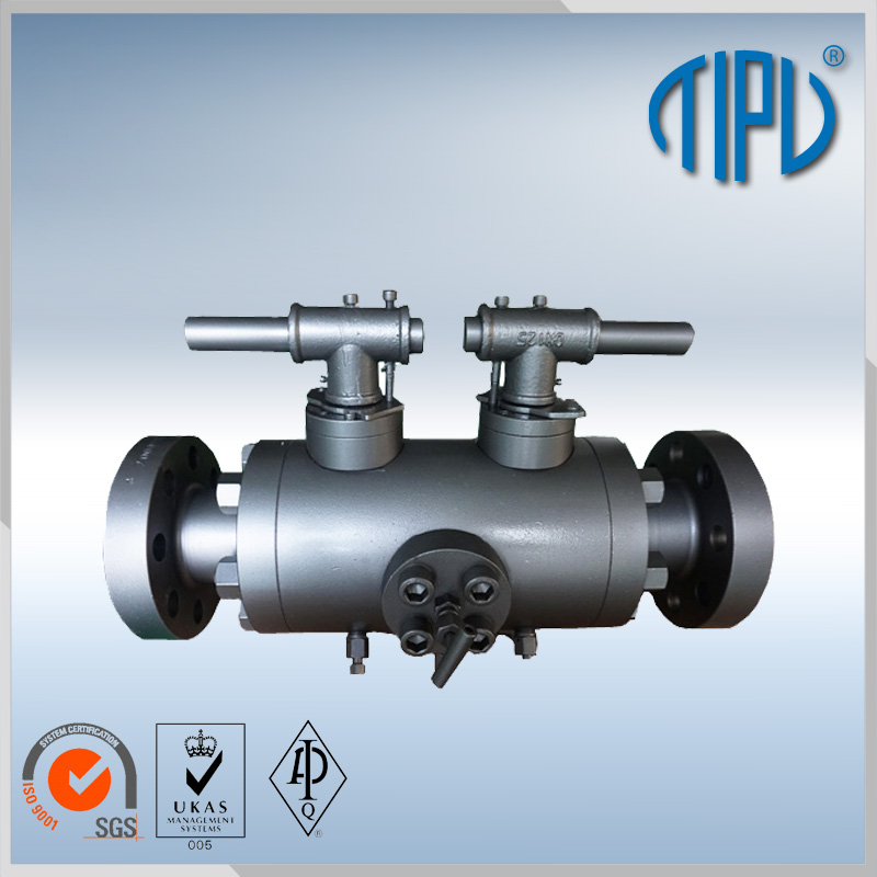 ASME Pneumatic Actuator automated ball valve for industry
