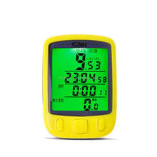 wireless bicycle speedometer odometer exercise bike computer