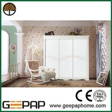free standing glass sliding 2 door sliding wardrobe