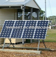 60w pv cell solar panel
