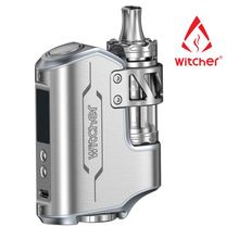Variable Voltage Ecig 75w Witcher TC Box Mod Kit Cheap Vape Pens Silicone Case For Sale Samsung