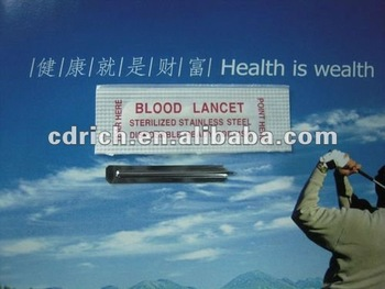 Disposable Blood lancet