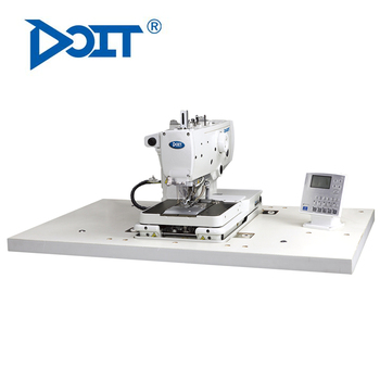 DT 9820A/B Computer Direct-drive Eyelet Buttonholing Sewing Machine