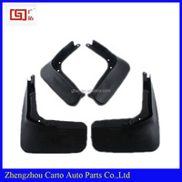 plastic fender flares for Ford mondeo car of rubber mudguard