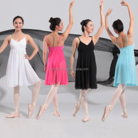 11514407 Chiffon Camisole Dance Ballet Dress