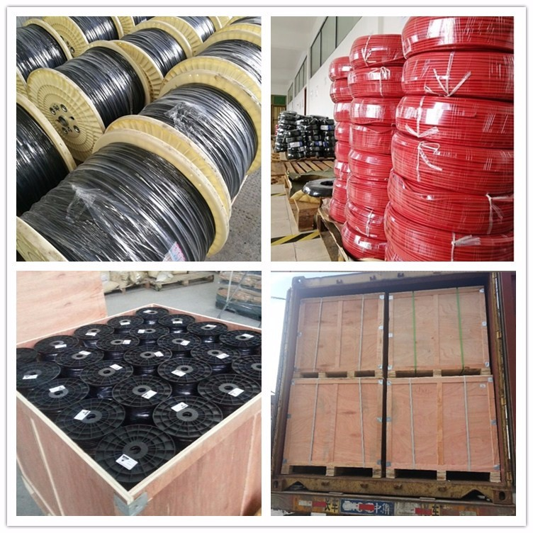 heat resistant insulation for electrical wire 1.5mm 2.5mm 4mm 6mm 10mm 16mm pvc insulation electric wire wholesale