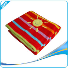 Best Quality High End China Made Cotton Terry Cloth Blanket
