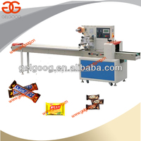 Best selling Chocolate Bar Packing Machine Price