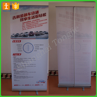 economic factory price roll up banner size