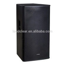 Modern design three way line array sound system