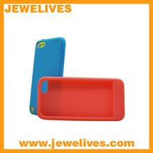 New arrival silicone phone case for ipone5 from OEM factory