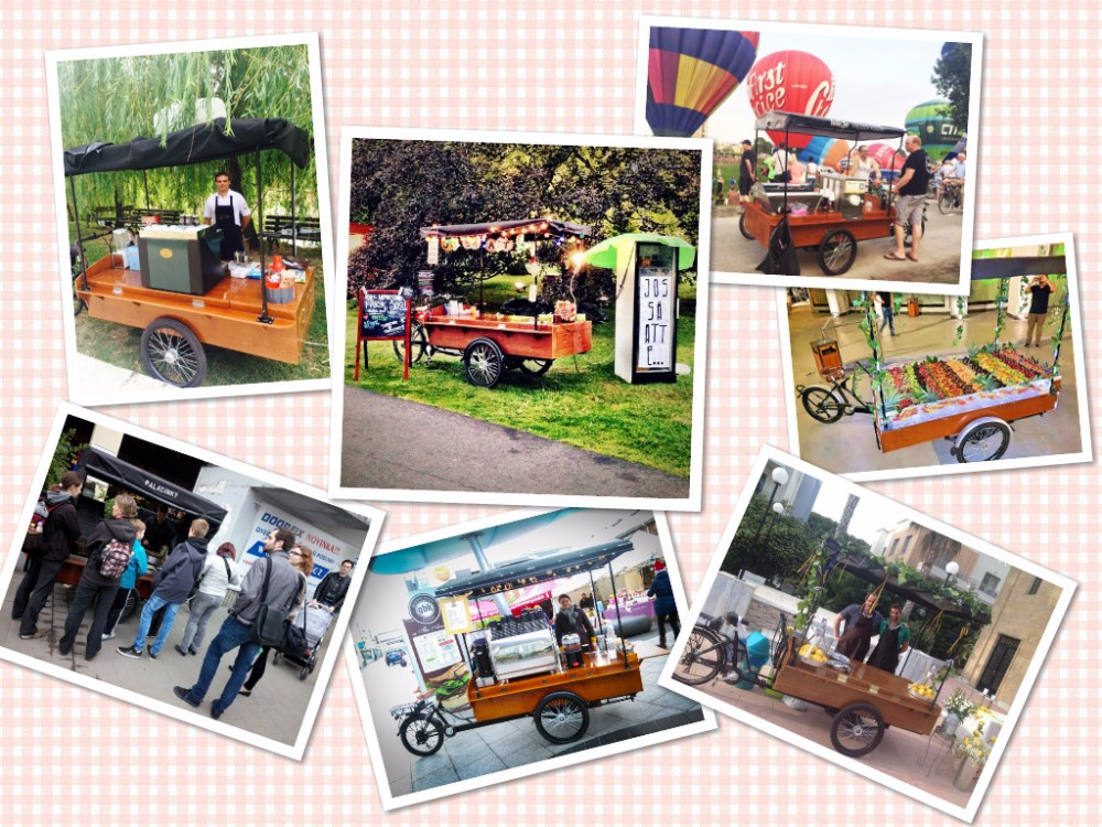 outdoor hot dog food carts for sale