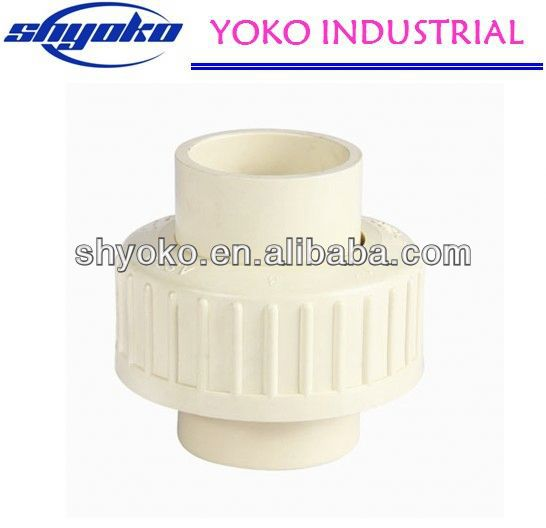 2014 China high quality CPVC pipe fittings Plastic Tubes industrial swing sets