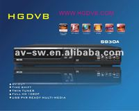 HG S930A dvb-s2 mpeg4 twin tuner the function like the moozca bravissimo dvb-s2 mpeg4