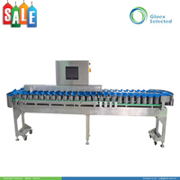 Trade Assurance Automatic Double Tracks Size Sorting Machine