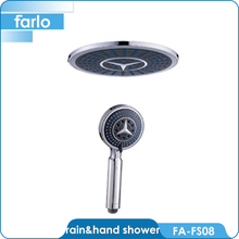 FARLO Best price in-wall water saving german shower head