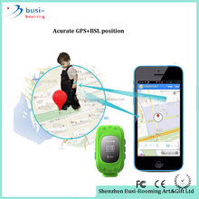 Mini Smart Phone Watch GPS Tracker Watch Kids Watch Gps SOS Emergency Anti-Lost Wristband Two Way Communicatio For iOS Android