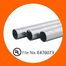 UL 797 Electrical Steel Galvanized EMT Conduit Pipe For