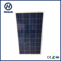Factory price high efficiency poly 100w pv solar panel module with excellent quality