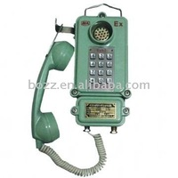 POPULAR!!! BOZZ Mining Explosion-proof Automatic Telephone