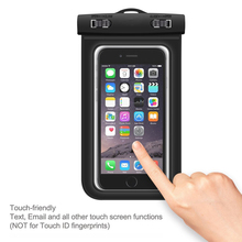hot sale promotional product pvc universal waterproof phone case for iphone 5 5s 5c