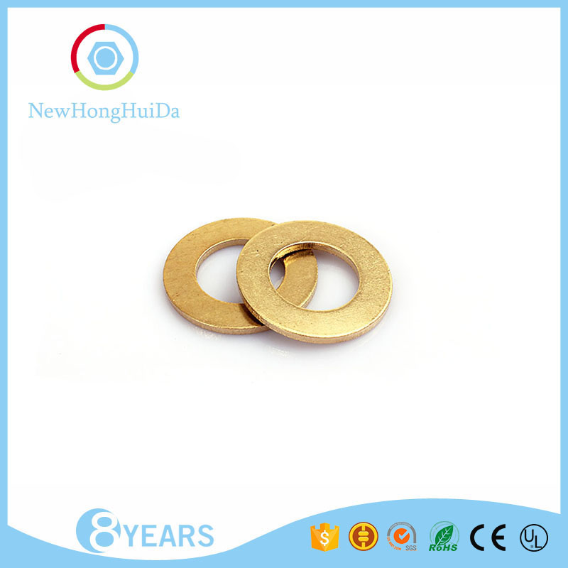 Newest best price fuel injector seal copper washer
