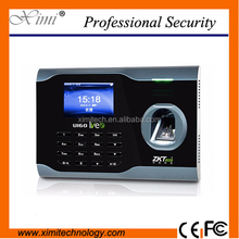 Biometric Zkteco Wifi Fingerprint Reader Rfid Card U160 Time Attendance System