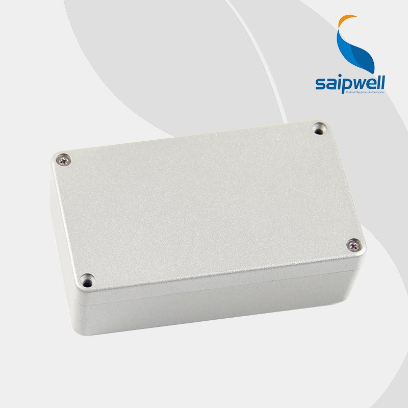 Very Popular IP65 Waterproof Aluminium Box 111*64*37mm (SP-FA7)