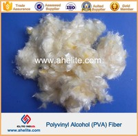 High Strength PVA Fiber For Light Weight Concrete Cement roofing board